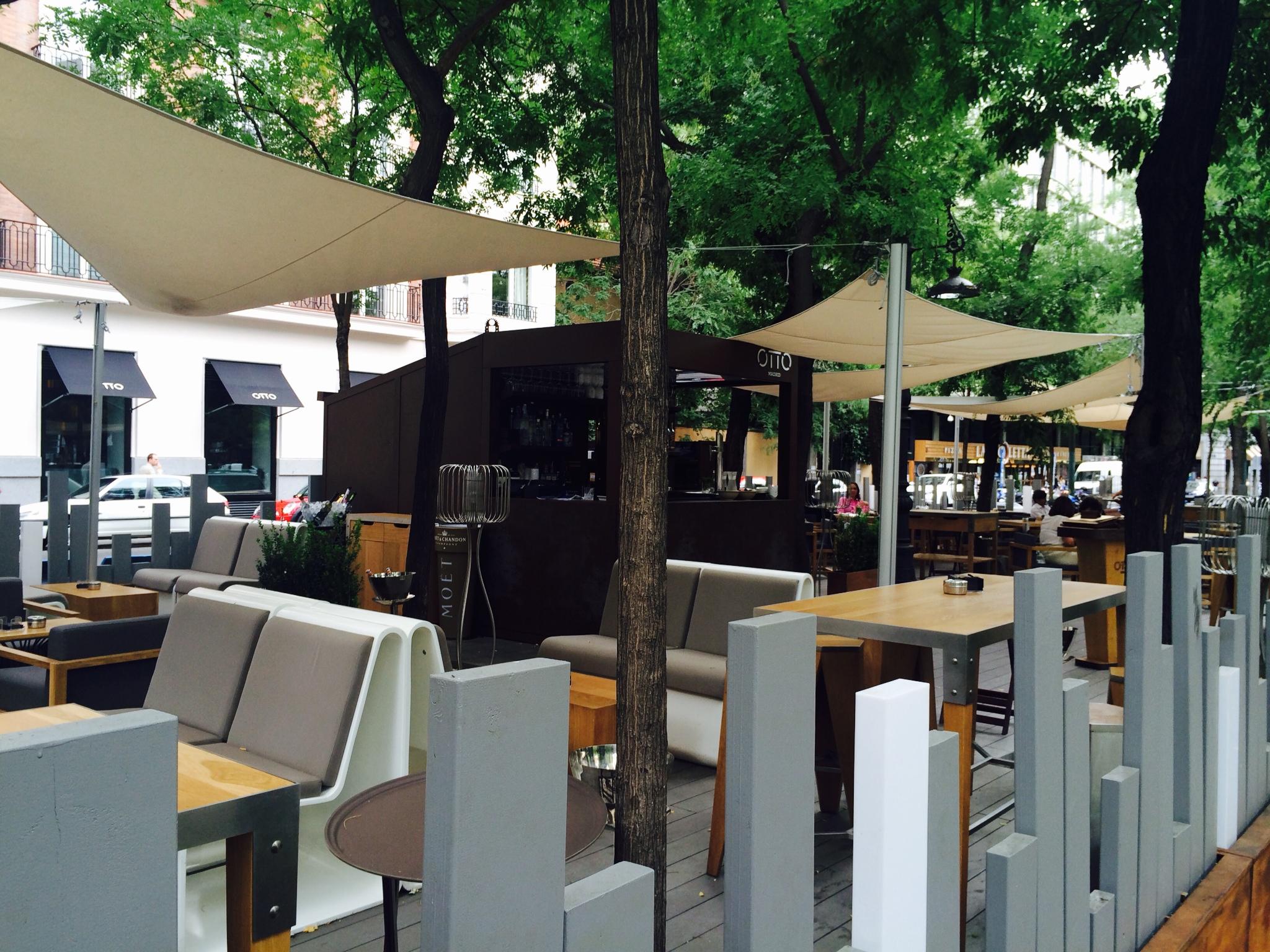 ART DE VIVRE - Madrid renait de ses cendres avec de nouveaux spots - Otto