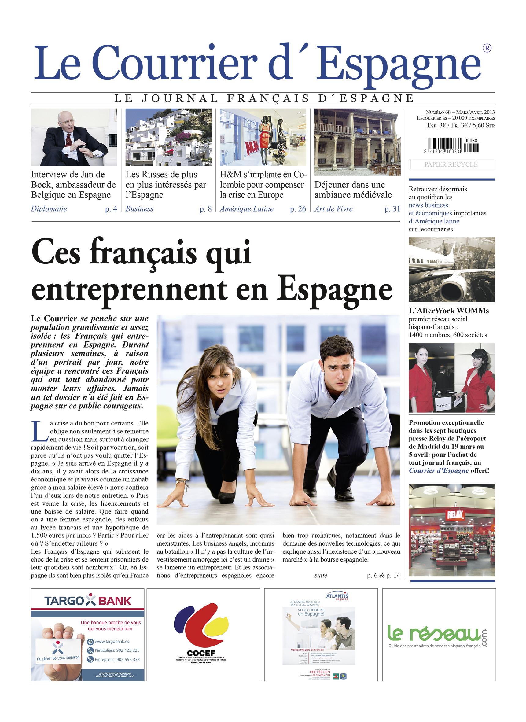 Courrier dEspagne 68 - 20 march-1