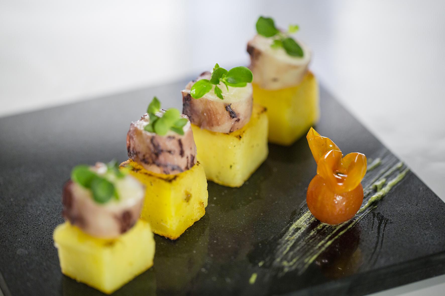 RestauranteM29-PatatasconPulpo